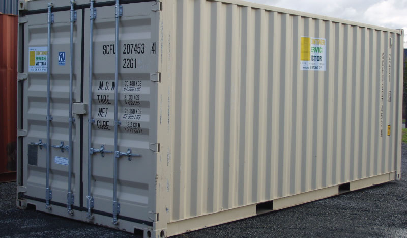 Container hire is the cost effective storage solution! & Container Hire Melbourne